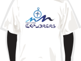 Water's Edge Explorers Logo