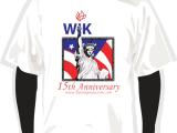 Wik 15th Anniversary Logo