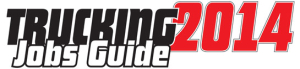 Trucking 2014 Jobs Guide Logo